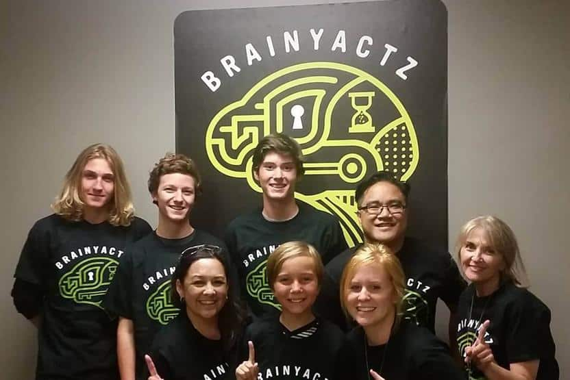 escape games for kids adults brainy actz escape rooms near me