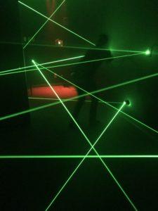 Brainy Actz Laser Maze - Temecula, San Diego