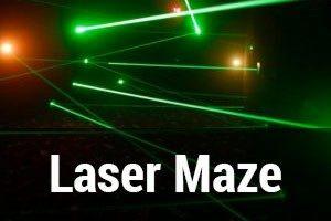 laser-maze-activity