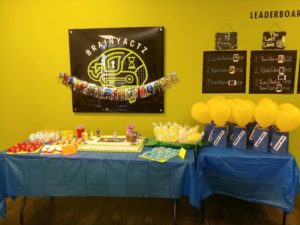 Brainy Actz Escape Room Birthday Events